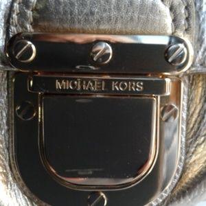 Michael Kors brand crossbody bag
